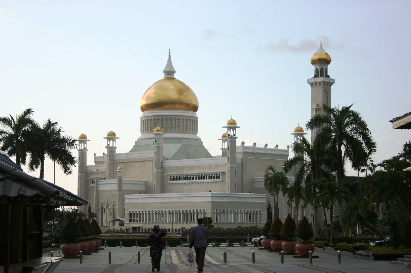 Weather in Brunei