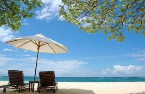 Nusa Dua Beach in Bali