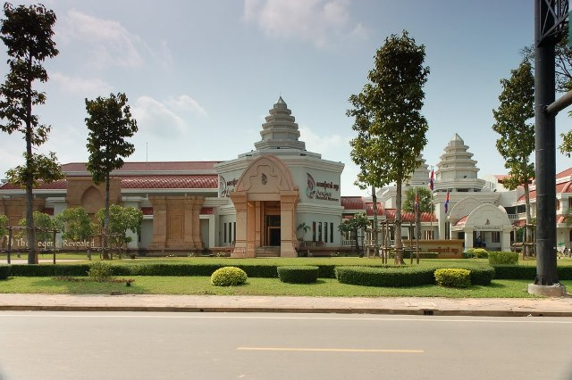 Revealing the Legend of the Angkor National Museum