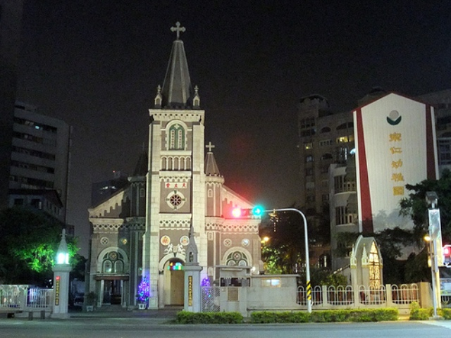 holy church, taiwan, kaohsiung
