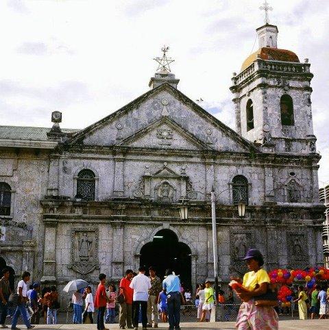 The Basilica Minore Del Santo Nino Uncovered - Cush Travel