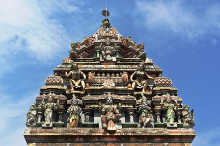Kali Amman Temple – Hindu Temple in Pangkor Island